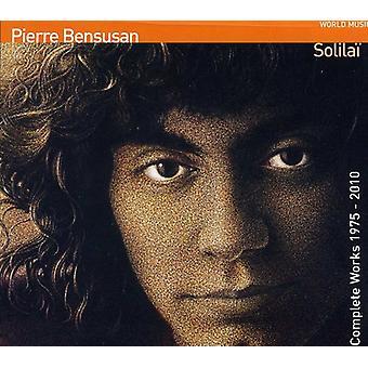 Pierre Bensusan - Solilai [CD] USA import