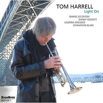 Tom Harrell - Light on [CD] USA import