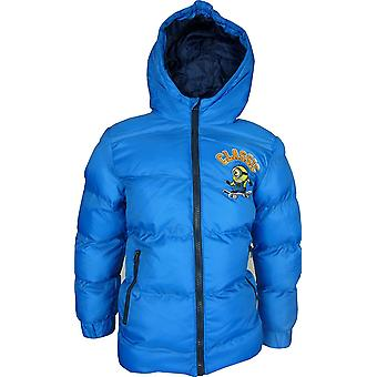 Despicable Me Minions Winter Hooded Jacket