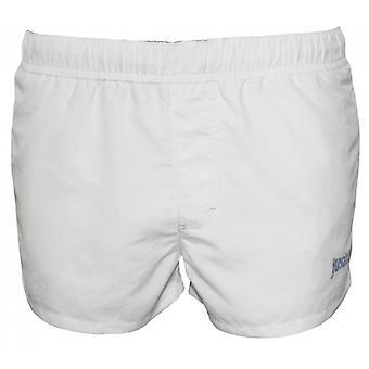 Просто Кавалли роскоши плавать шорты, белый