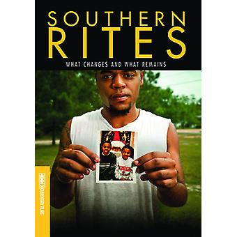 Southern Rites [DVD] USA import