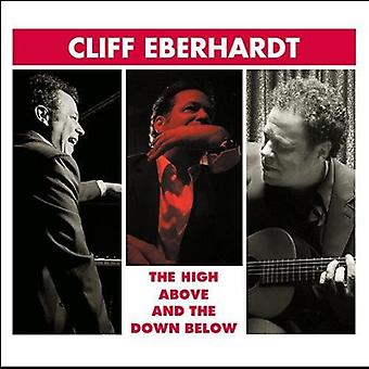 Cliff Eberhardt - High Above & the Down Below [CD] USA import
