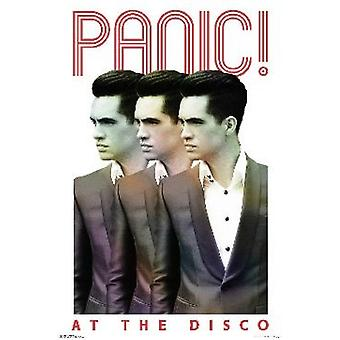 Panic at the Disco Laundromat Music Poster Poster Print