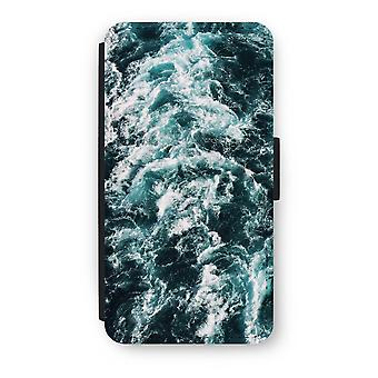 iPod Touch 6 Flip hoes - Ocean Wave