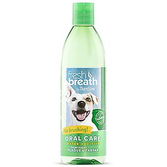 Tropiclean Freash Breath Oral Care Water Additive 16Oz