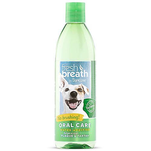 Tropiclean Freash Breath Oral Care Water Additive 16Oz