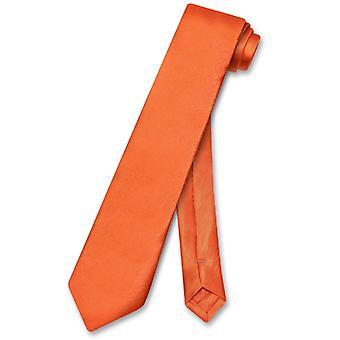 ビアジオ男の子のネクタイ固体若者首ネクタイ