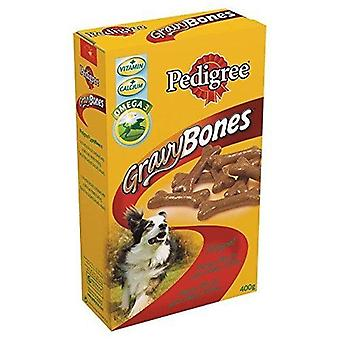 Pedigree Gravy Bones Orijinal Köpek Treat 400g