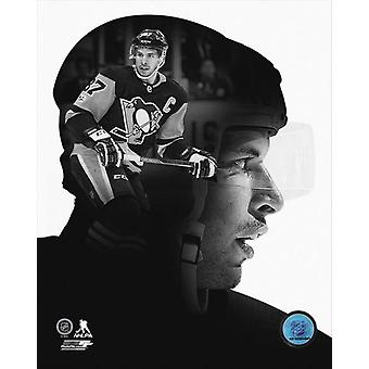 Sidney Crosby profil Photo Print