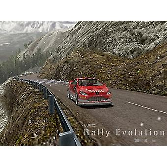 WRC Rally Evolved (PS2) - New Factory Sealed