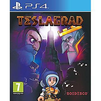 Teslagrad (PS4) - Nouveau