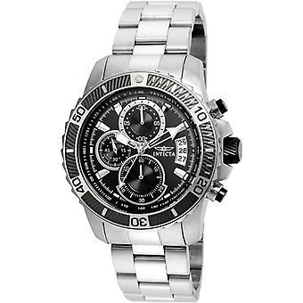 Invicta Pro Diver 22412 roestvast stalen chronograaf horloge
