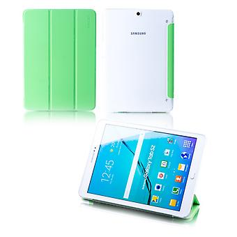 ENKAY smart cover green for NEW Apple iPad 9.7 2017 bag sleeve case pouch protective
