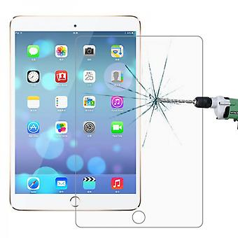 For Apple iPad 9.7 2018 hybrid outdoor protective cover green bag + 0.4 H9 tempered glass