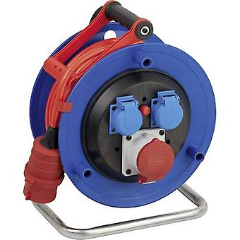 Brennenstuhl 1182770 Cable reel 25 m Red CEE plug