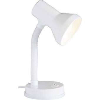 Brilliant Junior Desk lamp Energy-saving bulb, Light bulb E-27 40 W White