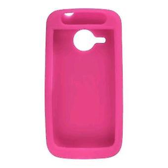 Wireless Solutions Silicone Gel Case for PCD Eris; HTC Eris (Watermelon)