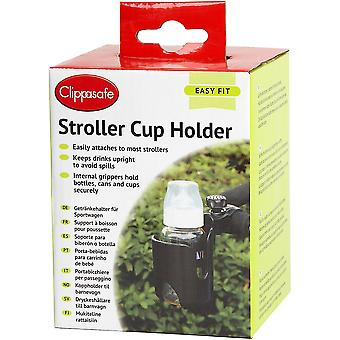 Clippasafe Stroller Cup Holder