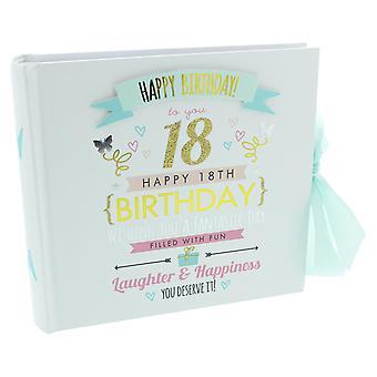 Signography Ladies 18 ° compleanno Foto Album