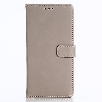 Huawei P Smart Retro Plånboksfodral - Beige