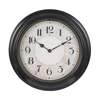 Watch ur wall black d40 wall Clock