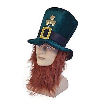 Irish Hat + Beard.