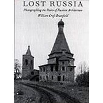 Menetetty Venäjä - valokuvaus venäläisen arkkitehtuurin Tekijänä Willi rauniot