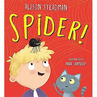 Spindel! av Alison Steadman - 9781444933505 bok