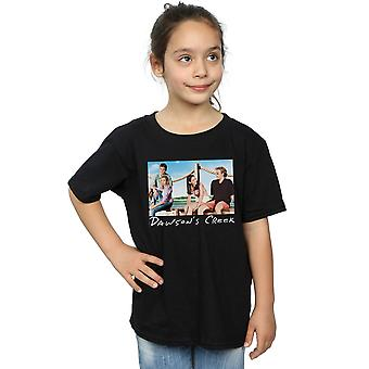 Dawson's Creek Girls Bridge Photo T-Shirt