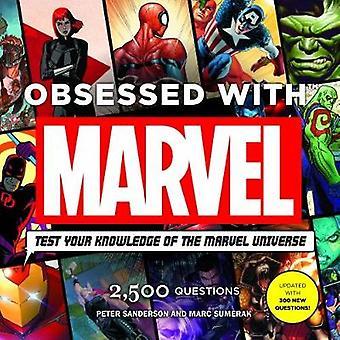 Besat med Marvel af Peter Sanderson - 9781785656651 bog