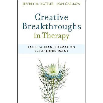 Des percées créatives en thérapie: contes de la Transformation et l'étonnement