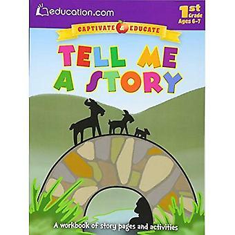 Vertel Me een verhaal: een werkmap verhaal pagina's en activiteiten (Captivate & educatie)