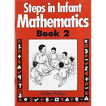 Les étapes dans le livre de mathématiques infantile 2: Bk.2 (Caraïbes)
