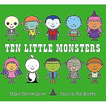 Tien kleine Monsters