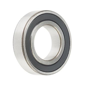 NSK 6015Dduc3 Rubber Sealed Deep Groove Ball Bearing 75X115X20Mm