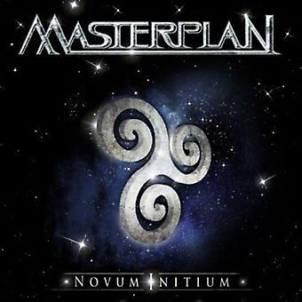 Masterplan - Novum Initium [vinyyli] Yhdysvallat tuoda