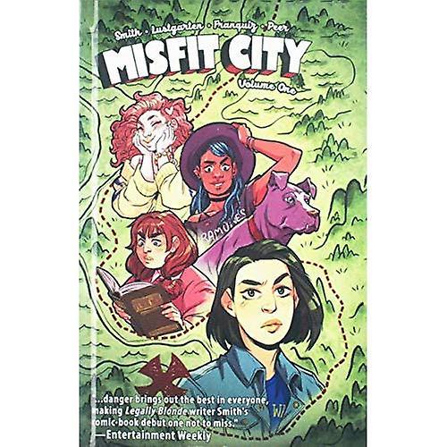 Misfit City, Volume One