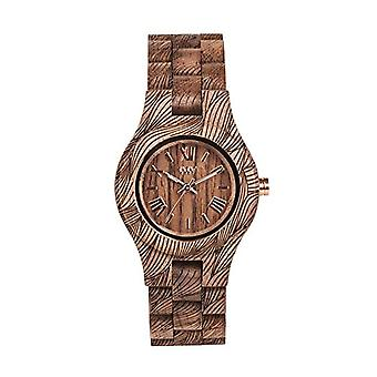 WEWOOD wooden strap Analog quartz ladies ' WW33006