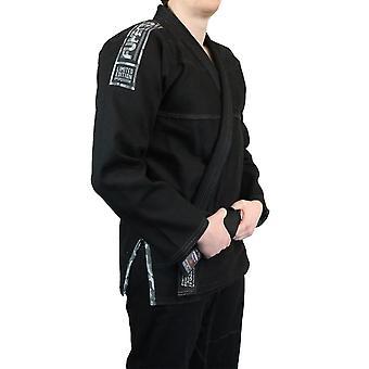 Fumetsu Prime Arctische Camo Edition BJJ Gi zwart/grijs