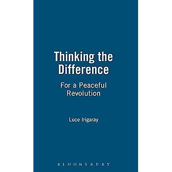 Thinking the Difference by Irigaray & Luce