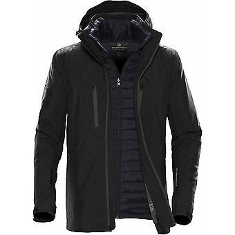 Stormtech Mens Matrix Waterproof Polyester 3 In 1 Jacket