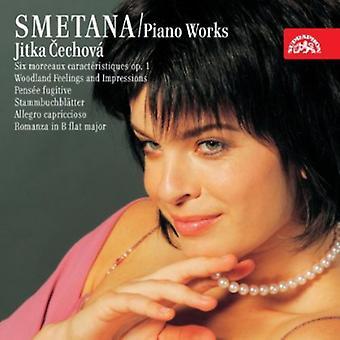 B. Smetana - Smetana: Piano Works, Vol. 6 [CD] USA import