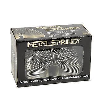 Metal sprężysty