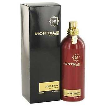 Montale Aoud Glänzend von Montale Eau De Parfum Spray 3.3 Oz (Frauen) V728-518274