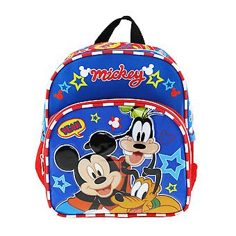 Mini Backpack - Disney - Mickey Mouse - Hey Friends 10