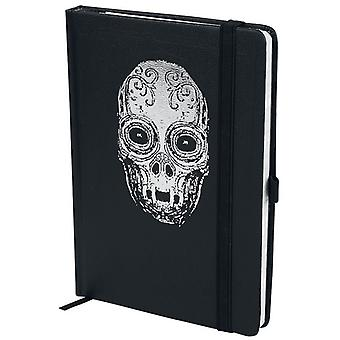 Premium A5 Notebook-Harry Potter, Death Eater