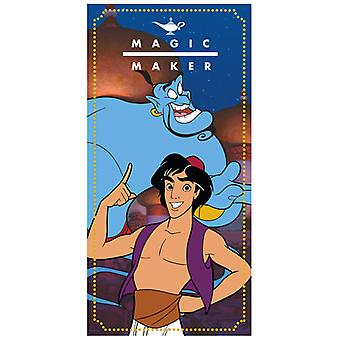 Toalla Disney Aladdin Magic Maker