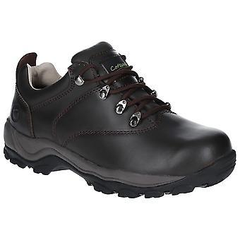 Cotswold Mens Winstone Waterproof Leather Low Walking Shoes