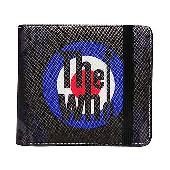 The Who Target Logo Bi-Fold Wallet