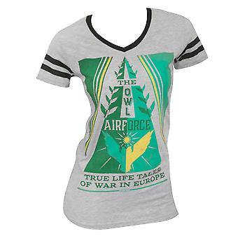 Fabeldieren Owl dames T-shirt